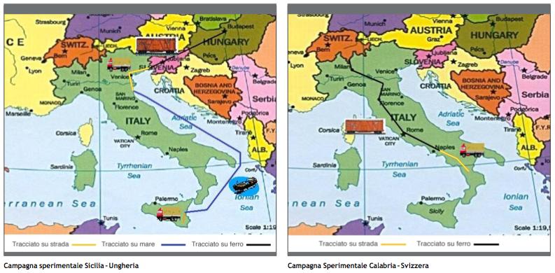 Campagna Sperimentale Sicilia - Ungheria