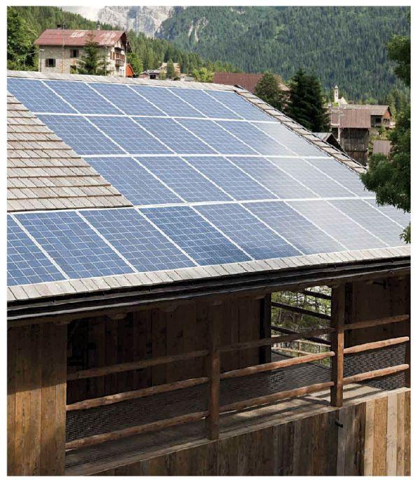 Scognamiglio 2 tetto fotovoltaico tabià