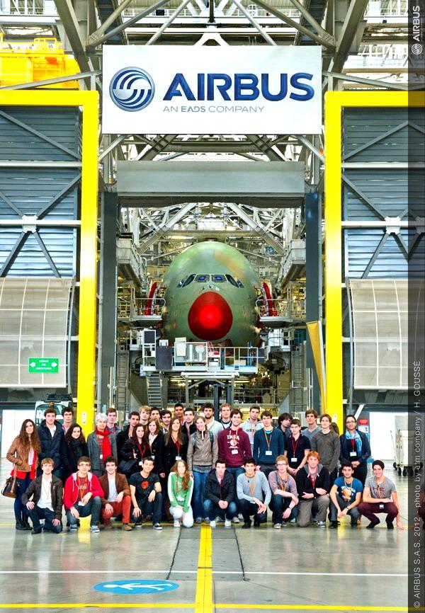 Airbus concorso 2013