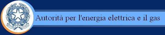 Logo AEEG