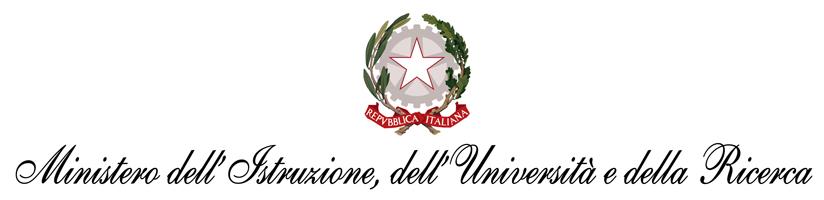 Logo MIUR