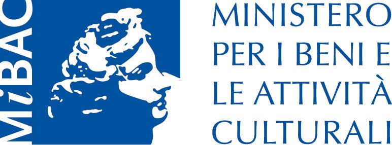 Logo Ministero per i Beni e le Attività Culturali