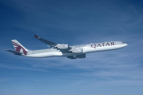 Qatar Airways, Airbus A340-600