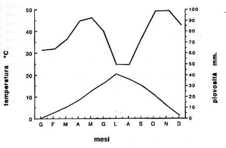 Diagramma Rivas - Martinez