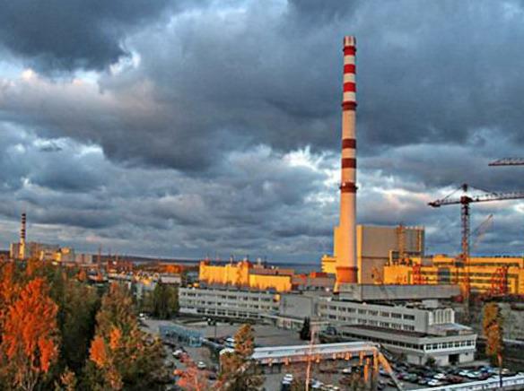 Centrale nucleare San Pietroburgo - Protectaweb