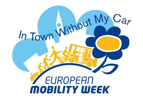 Logo Settimana Mobilità Sostenibile 2013