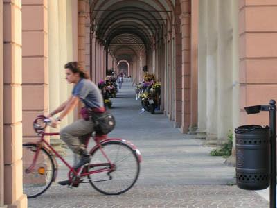 Bologna, mobilità sostenibile