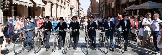 Mobilità sostenibile - Bologna