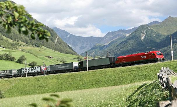 Trasporto merci ferroviario