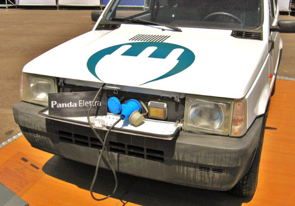 Panda Elettra Protectaweb