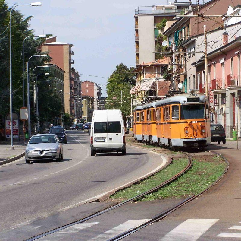 Tranvia Milano-Seregno