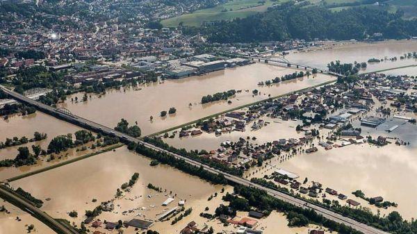 Alluvioni Europa