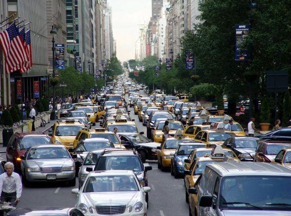 Traffico Stati Uniti