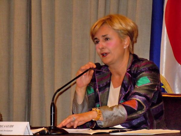 Federica Guidi, Ministro dello Sviluppo economico