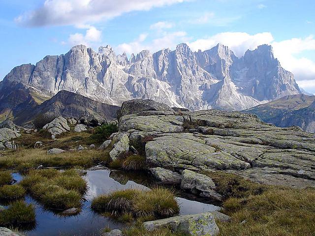 Parco del Paneveggio e Pale di San Martino