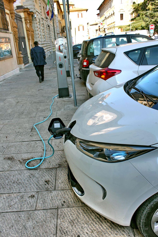 Ricarica auto elettriche - Perugia