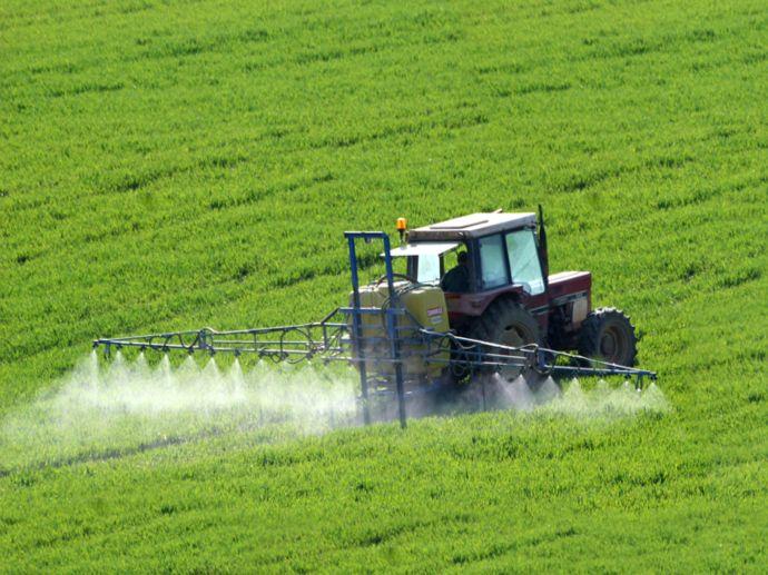 Agricoltura e pesticidi