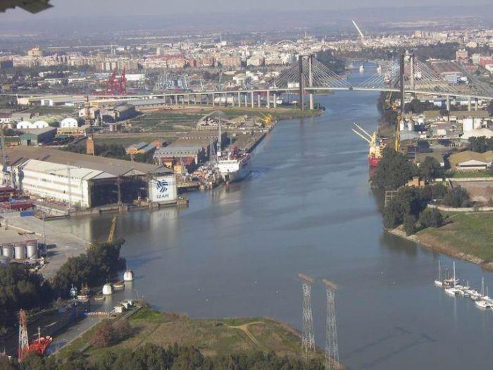 Porto fluviale di Siviglia