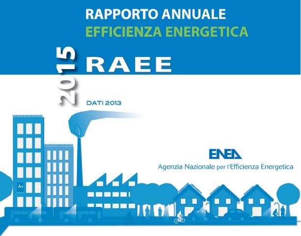 ENEA, Rapporto efficienza energetica