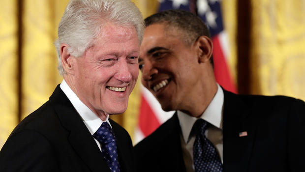 Obama - Clinton