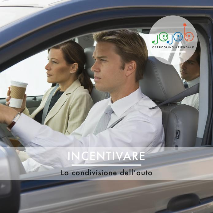 jojob carpooling aziendale