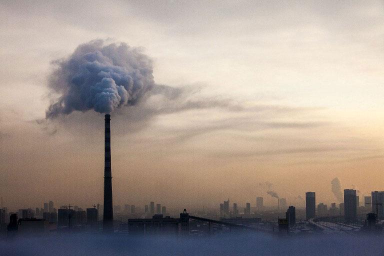 Inquinamento - Cina