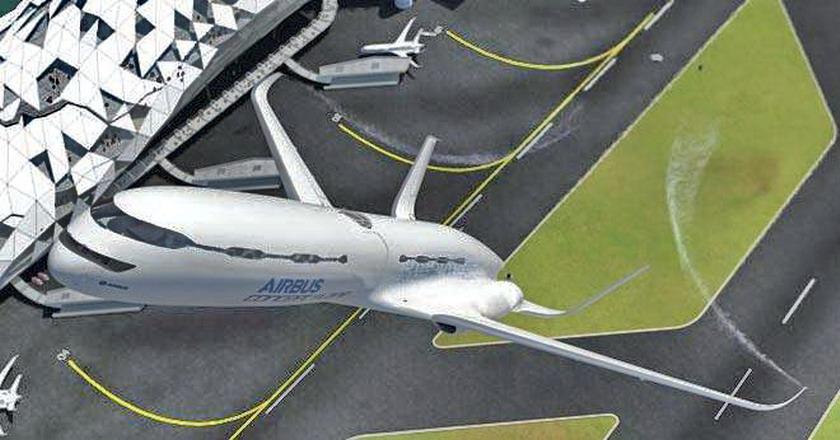 Eco-climb AIRBUS