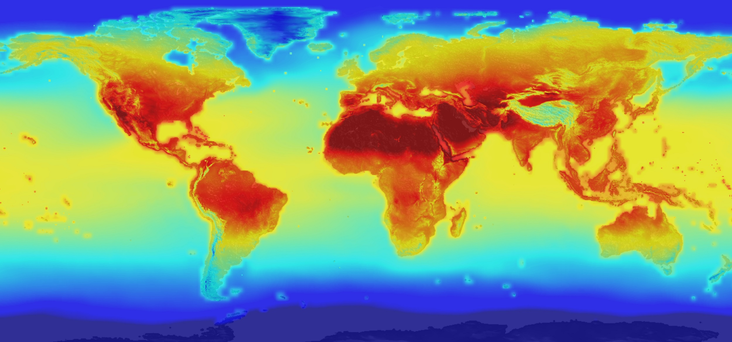 Temperatura globale NASA