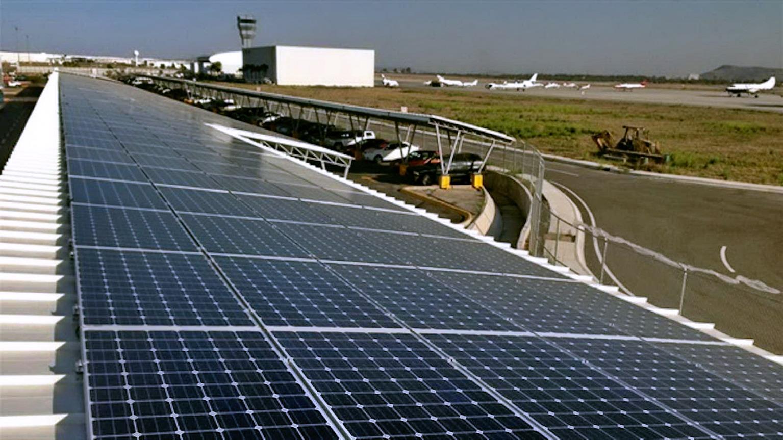 aeroporto solare
