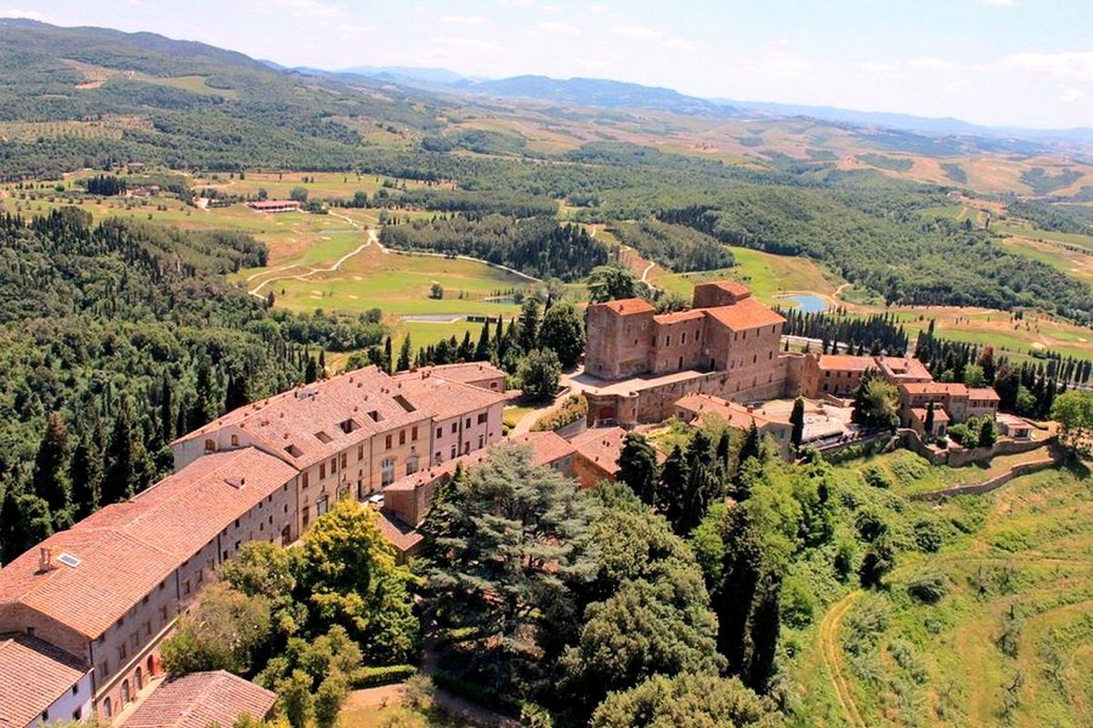 Resort Castelfalfi