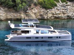 Catamarano solare