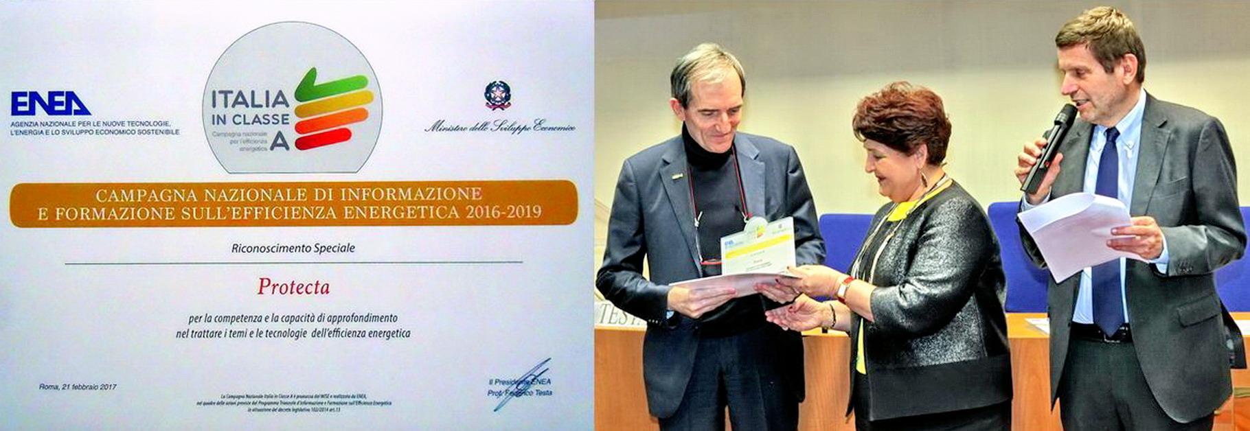 Premio innovazione ENEA
