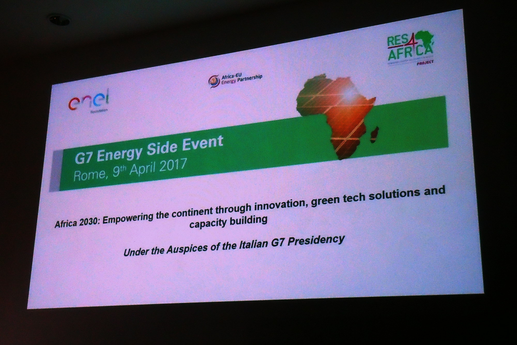 G7 Energy Africa