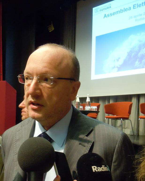Presidente di Confindustria, Vincenzo Boccia