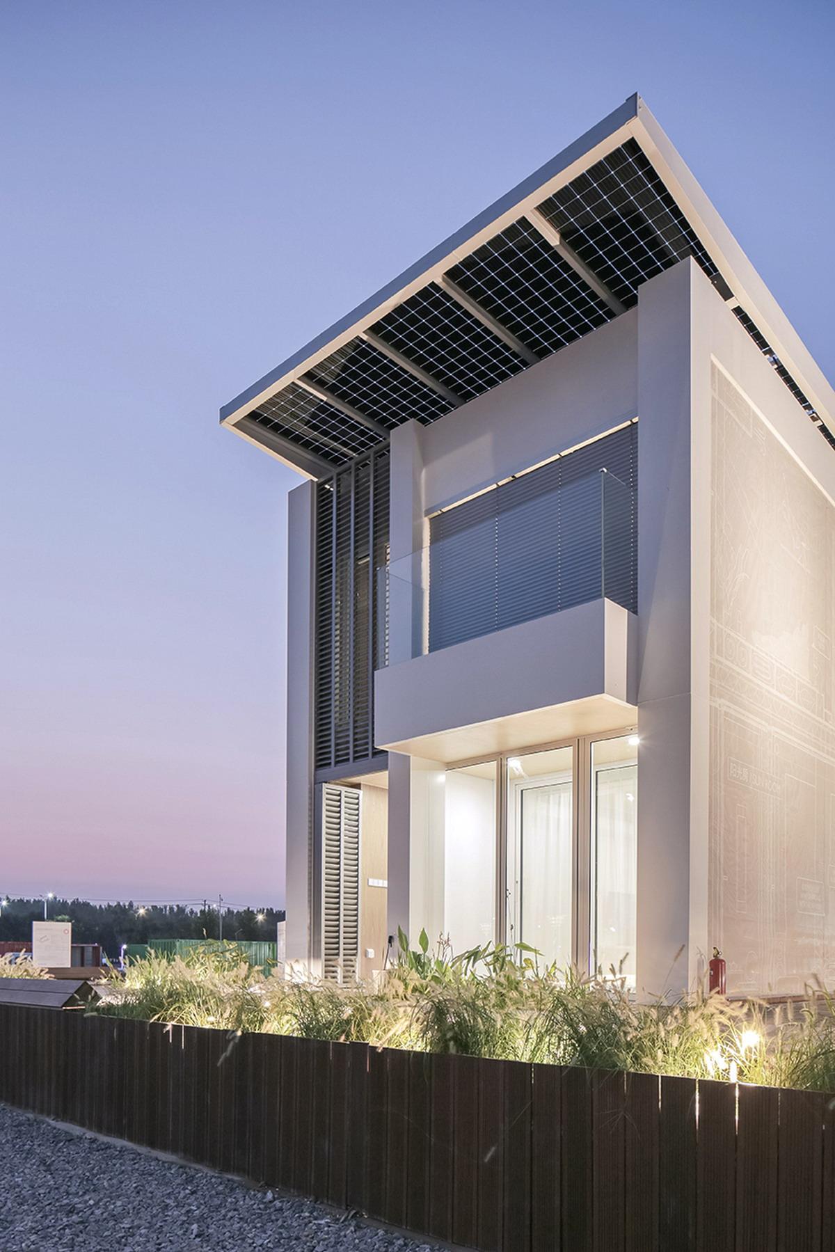 Inaugurata la casa solare del politecnico di torino in - Esposizione solare casa ...